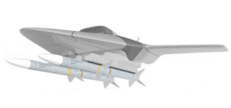 Imagine Drones Carrying Drones Carrying Missiles