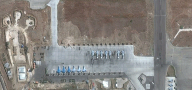 Who Really Attacked Russia's Air Base in Syria?