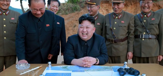 How North Korea Crashed the Atomic Club