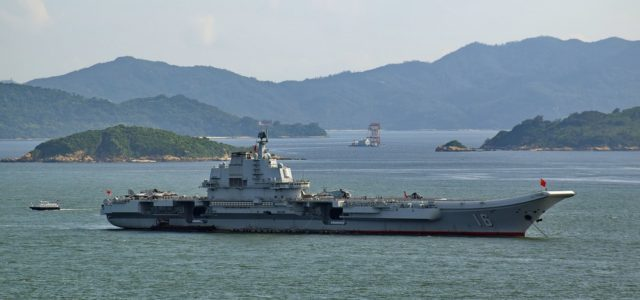 Could China's Carriers Go Nuclear?