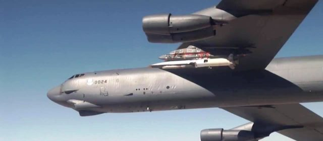 U.S. Air Force to Industry: Make a Mach-5 Missile