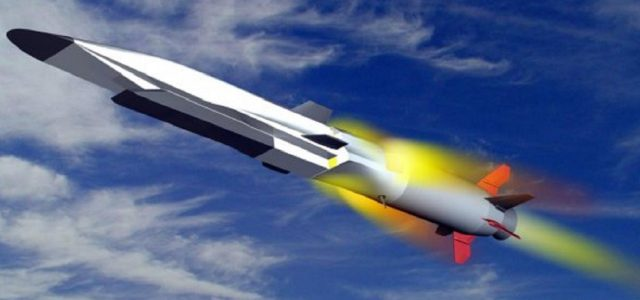 Imagine Almost Every Russian Warship With Hypersonic Missiles