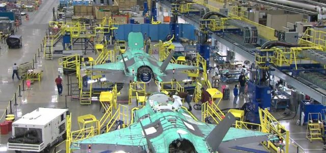 108 U.S F-35s Won't Be Combat-Capable