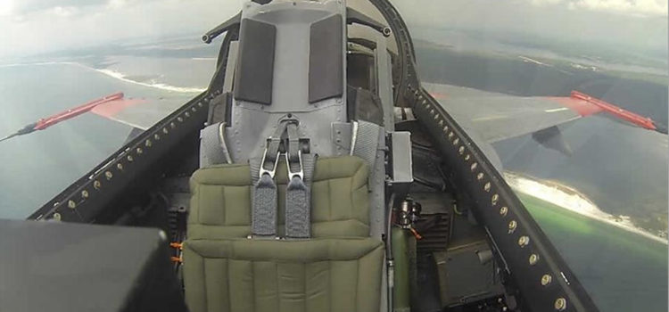 U.S. Air Force Sends Robotic F-16s Into Mock Combat