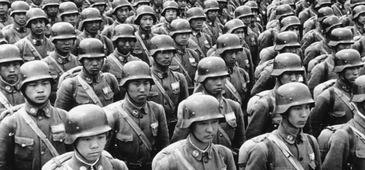 That One Time the Nazis Helped China Fight Japan
