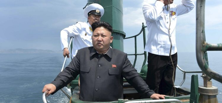 North Korea's Navy—More Nuisance Than Menace