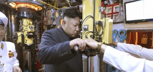 Could North Korea Sink an American Aircraft Carrier?