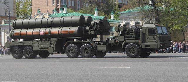 Turkey Is Quite Eager to Buy Russian Anti-Aircraft Missiles