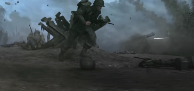 There Are a Bunch of Authentic Infantry Weapons in the New 'Call of Duty' Game