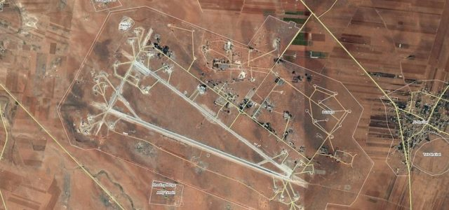 Flights From Syrian Base Fell Sharply After U.S. Strike