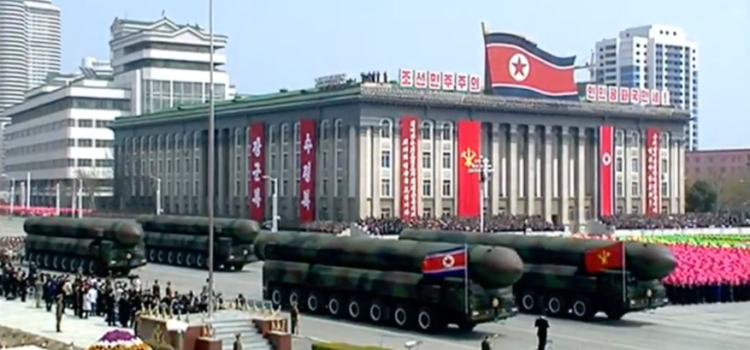 North Korea's Solid-Fuel Missiles Are Scarier Than Another Nuclear Test