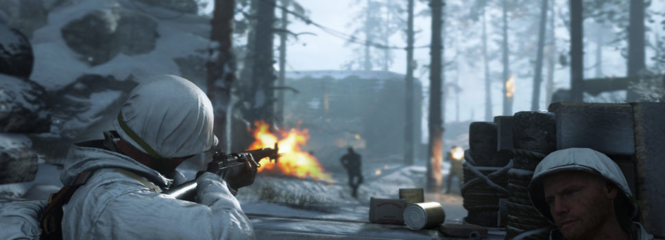 'Call of Duty: WWII' Turns Your Grandparent's Achievements Into a Lousy Theme-Park Ride