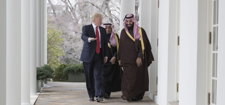 The Saudi Regime Is Playing the U.S. Government