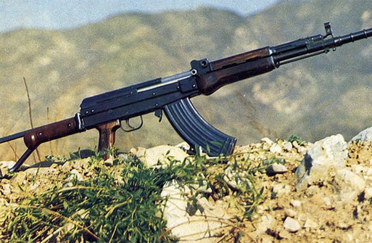 China Spent Decades Trying to Build a Better AK-47