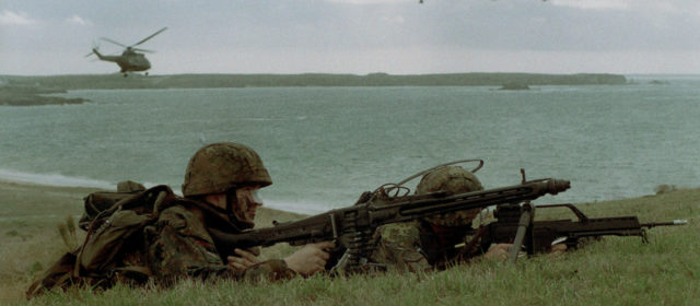 Germany's MG3 Machine Gun Is Irreplaceable