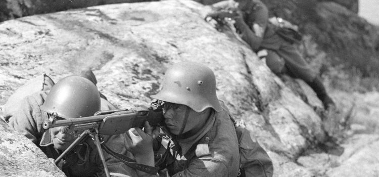 The Swedes Got Their Hands on Some Browning Automatic Rifles