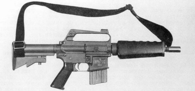 Nobody Wanted the Super-Short M-16K