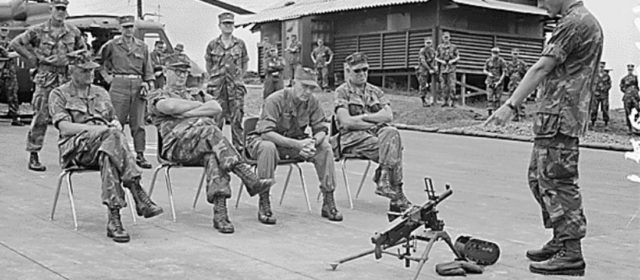 The XM174 Grenade-Launcher Was Too Fragile for Vietnam