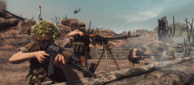 'Rising Storm 2: Vietnam' Balances U.S. Firepower With Militant Tricks