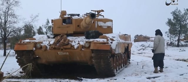 Germany's Leopard 2 Tank Was Considered One of the Best — Until It Went to Syria