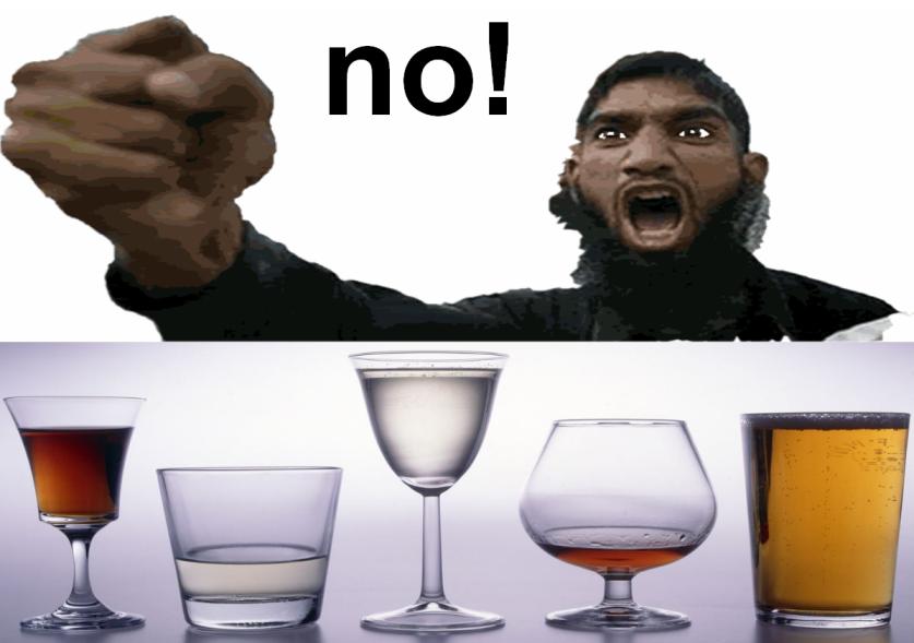 Muslim Beliefs Drinking Alcohol
