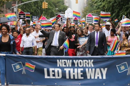 New York City Pride 2015 - March