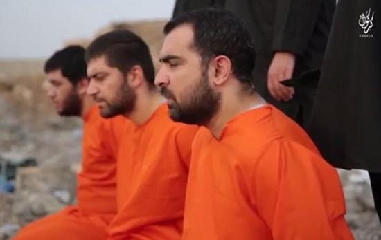 Kurd revenege ISIS