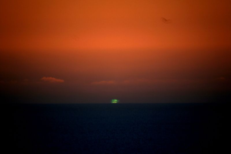 Green Flash San Francisco