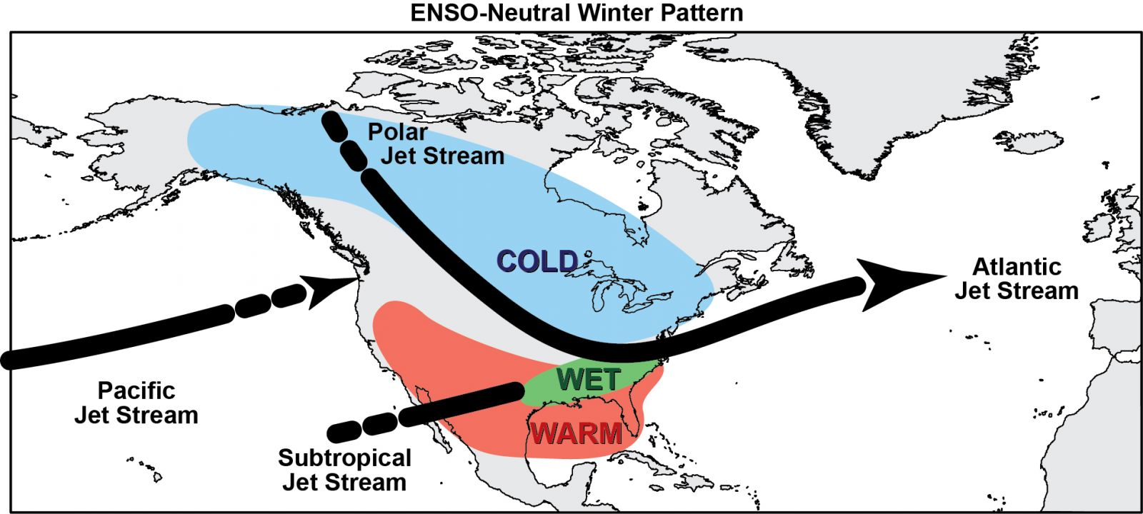 Neutral Conditions – Retrieved from the NWS