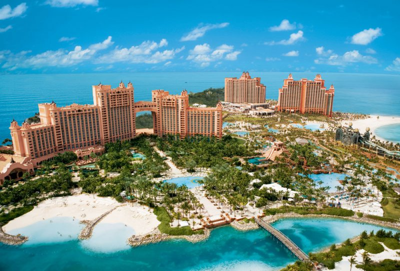 THE BEACH AT ATLANTIS