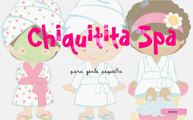 Home Page de Chiquititas Spa