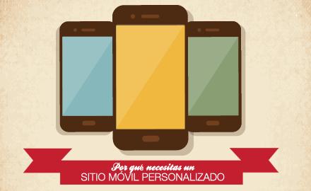 Cartel: Por qué necesitas un sitio móvil personalizado