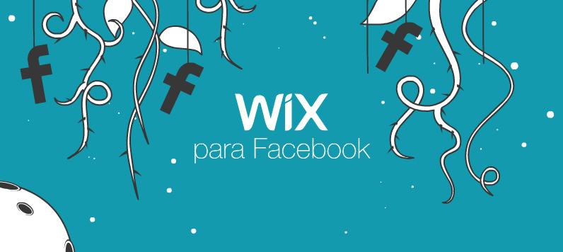 Wix para Facebook