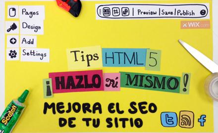 Tips HTML5: Mejora el SEO de tu sitio