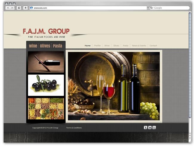F.A.J.M. Group Diseñado por filmmusic