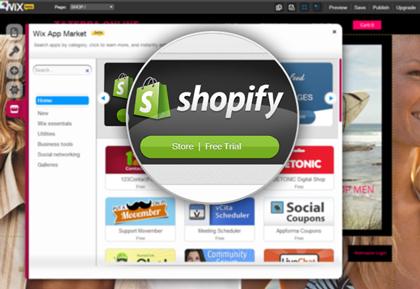 Nueva Aplicación de Shopify