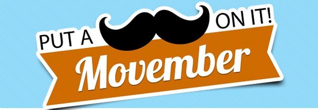 Insignia de Movember