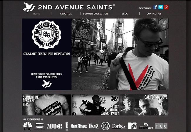 2nd Avenue Saints