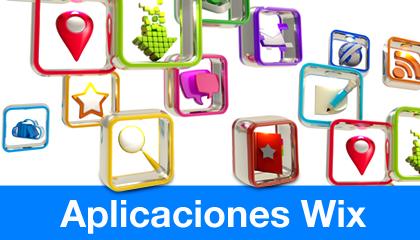 Aplicaciones Wix