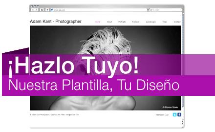 Hazlo Tuyo, Nuestra Plantilla, Tu Diseño