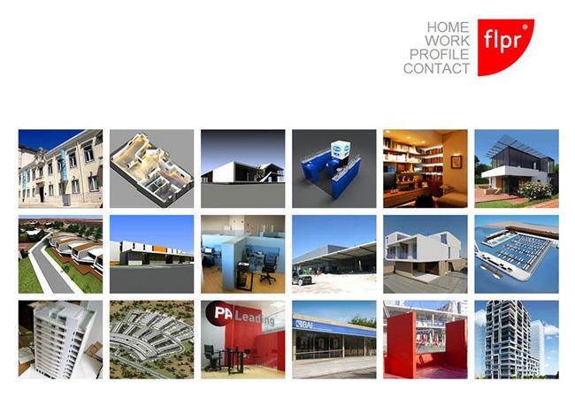Sitio web de Flpr