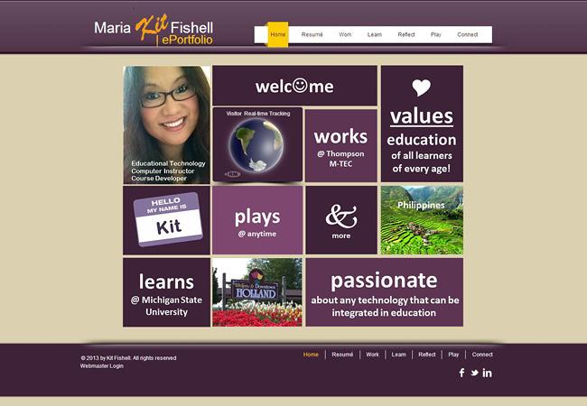 Página web de Maria Kit Fishell