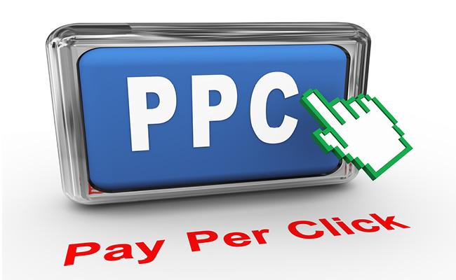 Imagen que lee: PPC Pay Per Click