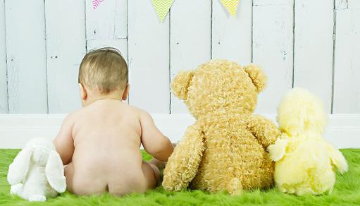 11 Hermosas Ideas para Fotografía de Bebés