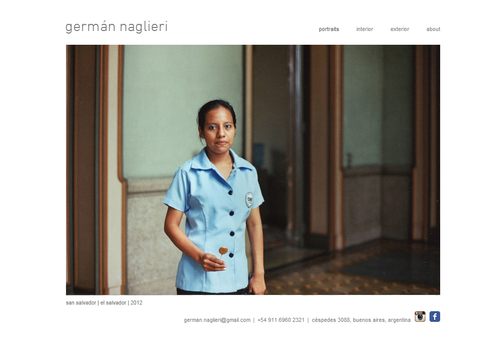 Sitio Wix de German Naglieri