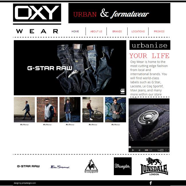 oxy wear