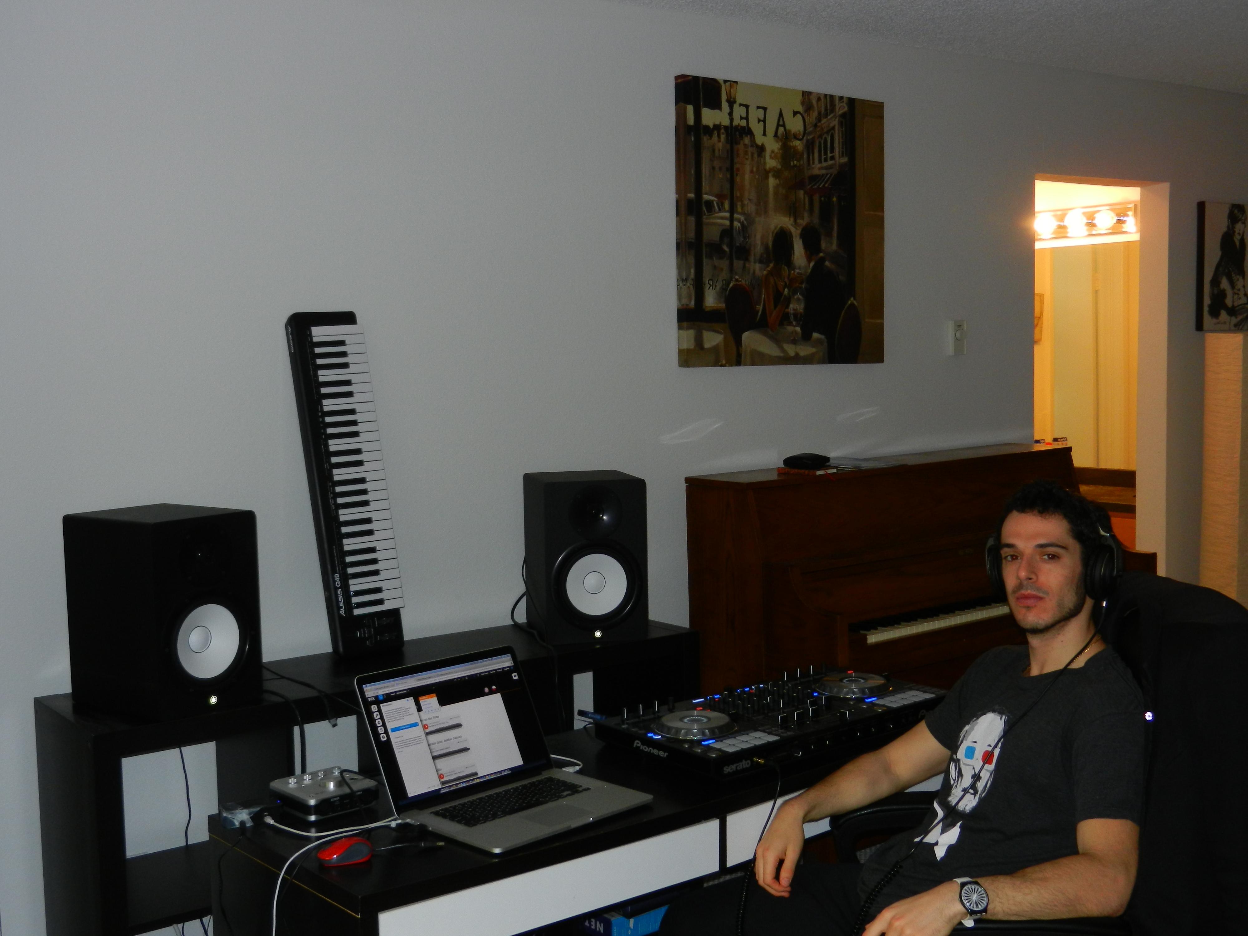 Pablo Bendersky: De la ingeniería a la música electrónica