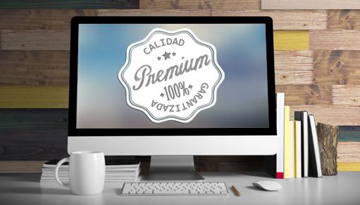 Planes premium calidad garantizada