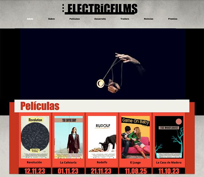 Plantilla: Cine Independiente