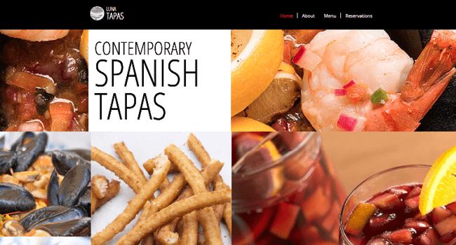 Tapas Restaurant